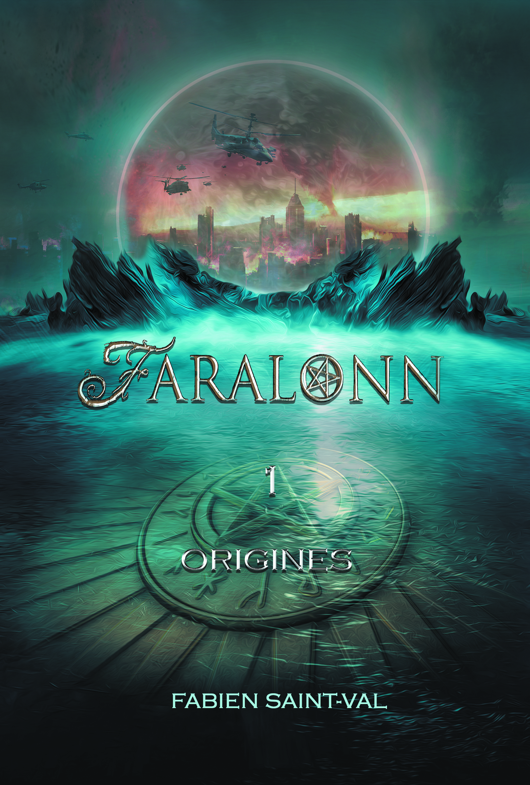 Faralonn, Season 1 Origins