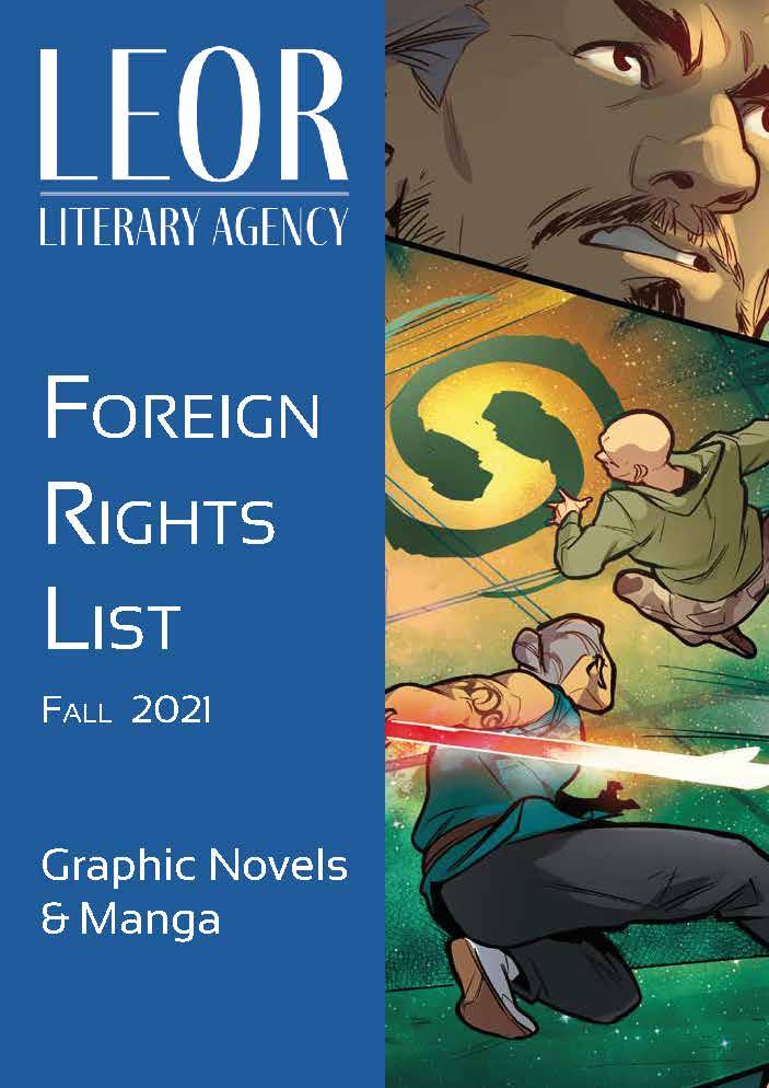 Leor Right List - Comics